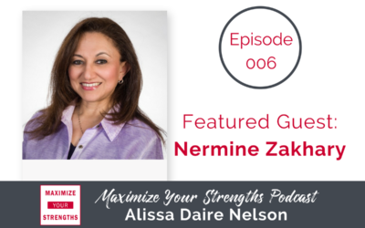 006: All About Adaptability with Nermine Zakhary