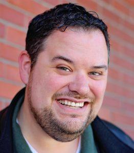 Jonathan Oakes, Trivial Warfare podcast host