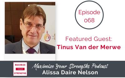 068: All About Strategic with Tinus Van der Merwe