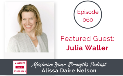 060: All About Responsibility with Julia Waller