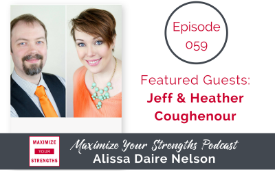 059: Married to Your Business Partner? There's Hope! With Jeff and Heather Coughenour