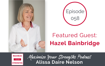 058: All About Relator with Hazel Bainbridge
