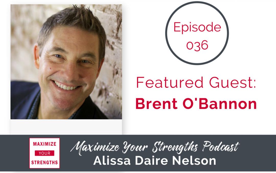 Brent O'Bannon - Episode 036
