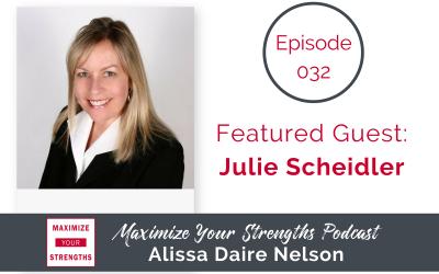 032: All About Discipline with Julie Scheidler