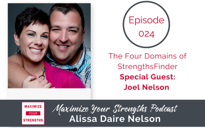 024: Why do Domains of Strengths Matter?