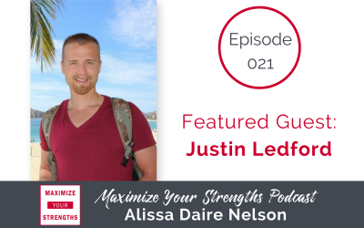 021: Focus, Visualization, & Intention: Keys to Productivity with Justin Ledford