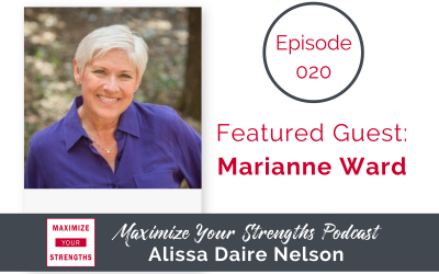 020: All About Connectedness with Marianne Ward