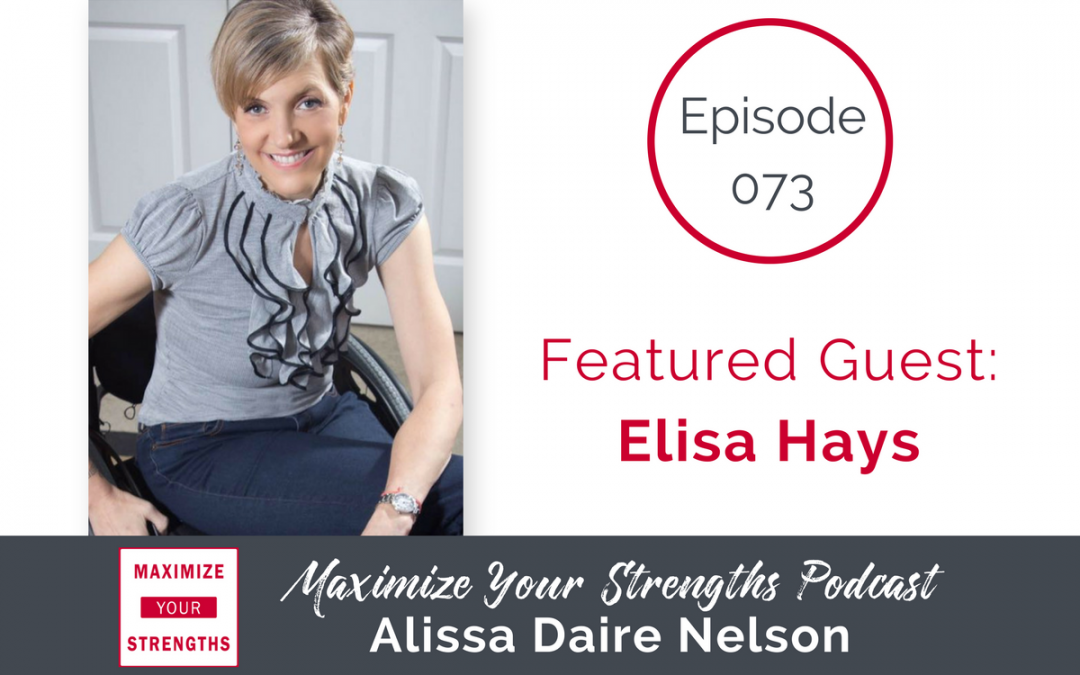 Elisa Hays - Episode 073