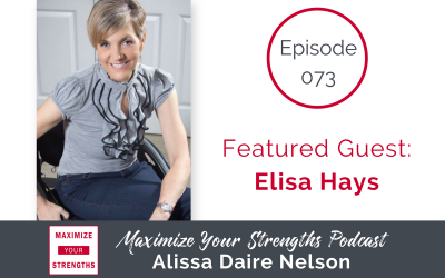 073: Need a Superhero to Save You? Use Your Strengths