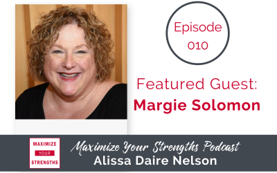 010: All About Arranger with Margie Solomon