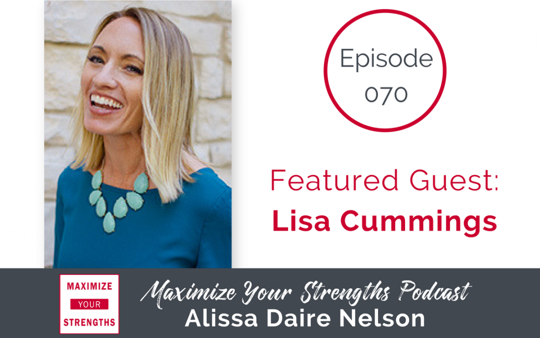 070: All About Woo with Lisa Cummings