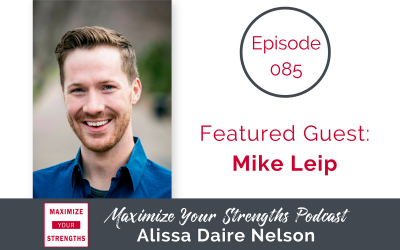 085: Transitioning from Idea to Bestseller and Stuck to Structure with Michael Leip