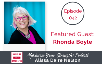 042: All About Ideation with Rhonda Boyle
