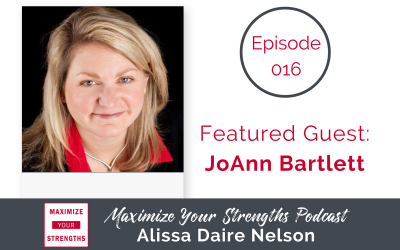 016: All About Communication with JoAnn Bartlett