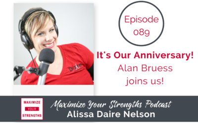 089: Looking Back on Year One with Accountability Partner Alan Bruess
