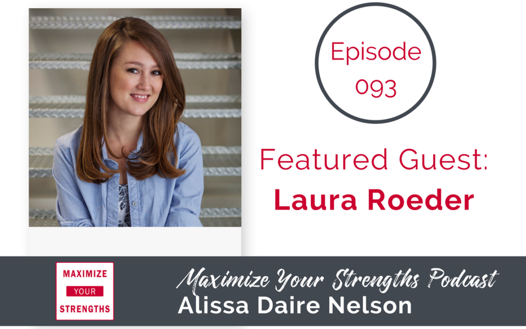 093: Laura Roeder: The Powerhouse Behind Meet Edgar