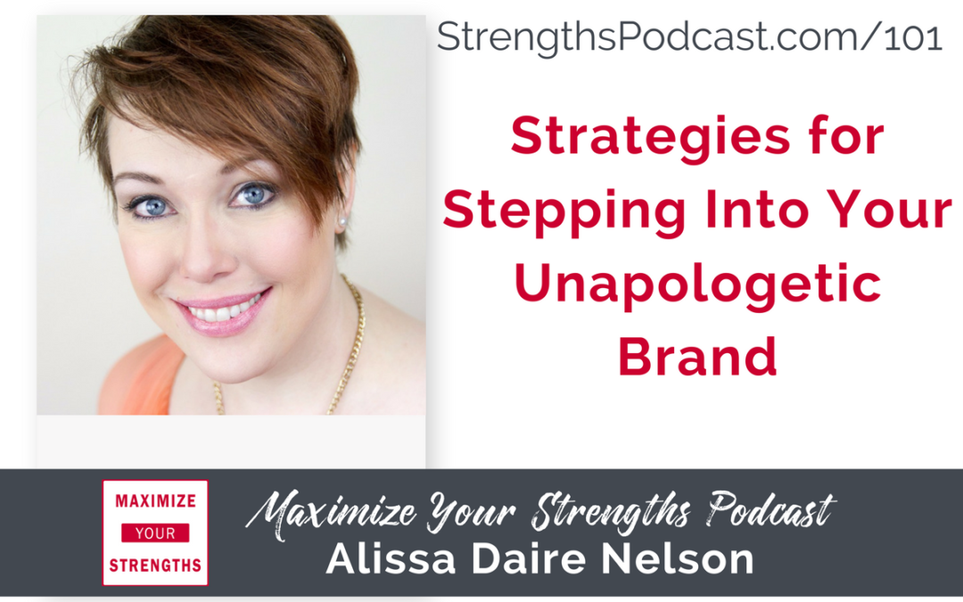 101: Strategies for Stepping Into Your Unapologetic Brand with Heather Coughenour