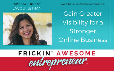 006: Gain Greater Visibility for a Stronger Online Business