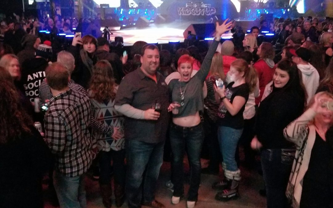 Lessons I Learned from a Front Row Experience at P!nk