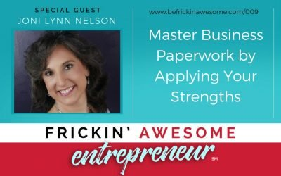 009: Master Business Paperwork by Applying Your Strengths