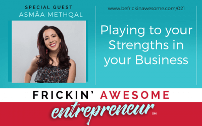 021: Leveraging Your Strengths in Your Business