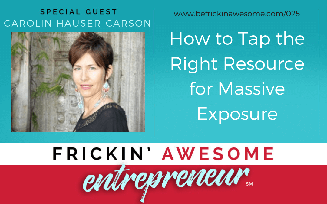 025: How to Tap the Right Resource for Massive Exposure