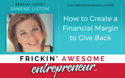 031: How to Create a Financial Margin to Give Back