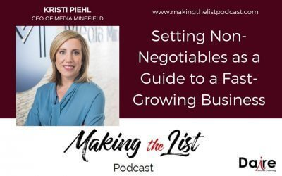 Setting Non-Negotiables as a Guide to a Fast-Growing Business with Kristi Piehl