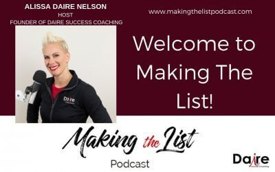 Introducing Making The List