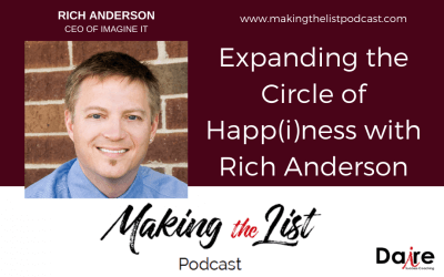 Expanding the Circle of Happ(i)ness with Rich Anderson