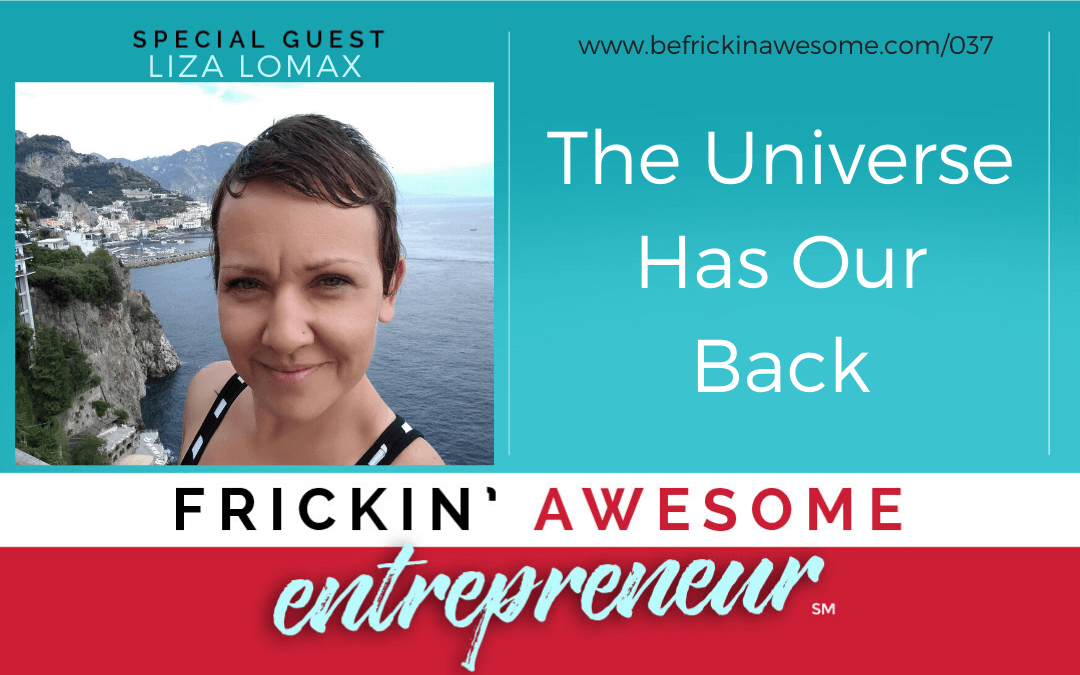 Frickin' Awesome Entrepreneur - Episode 037